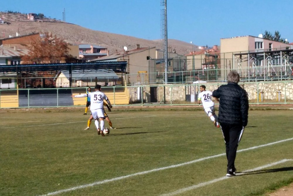 Genç Osman Da 1-1 Lerini Yediler