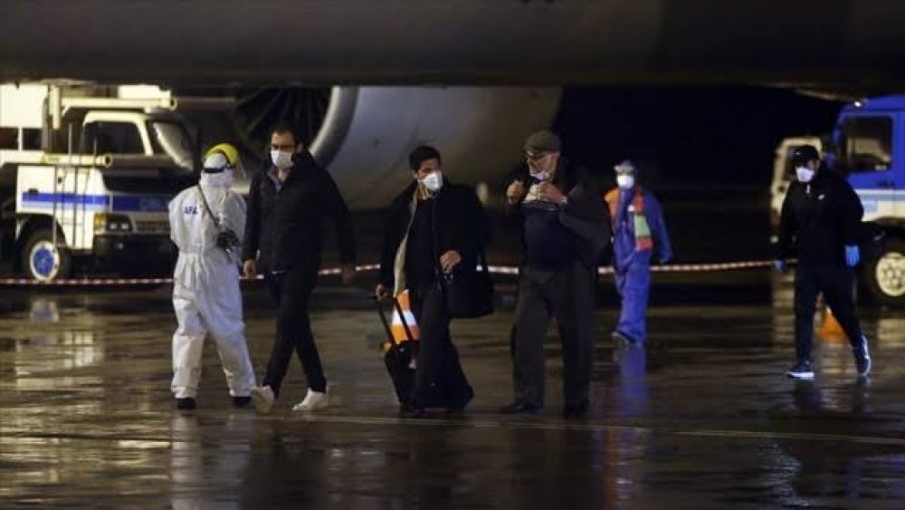 38 Türk Vatandaşı Bayburt'ta Karantinaya Alındı
