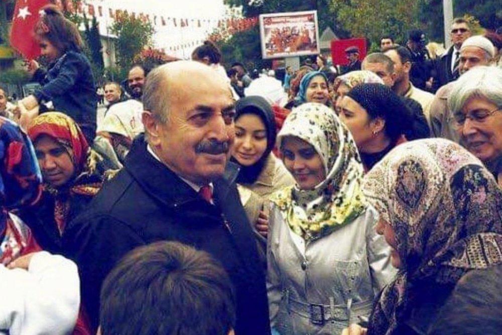 Ali Haydar Öneri 2.Yılında Saygı Ve Rahmetle Anıyoruz