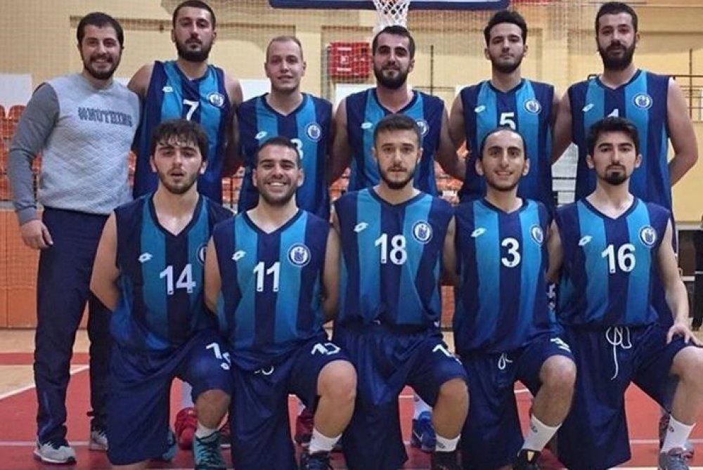 Bayburt Üniversitesi Basketbol Erkek Takımı, Turnuva İkincisi Oldu