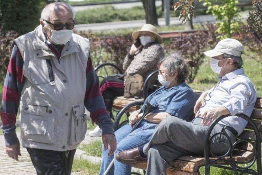 Bayburtta 65 Yaş Ve Üstü İle Kronik Rahatsızlığı Bulunanlara Kısıtlama Getirildi