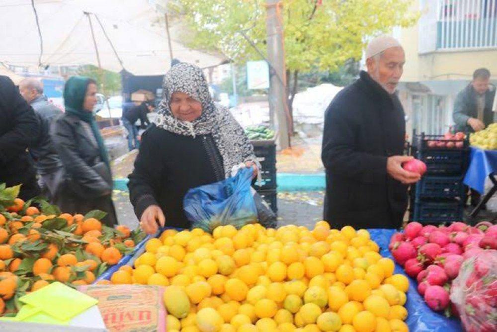 Bayburt'ta Limona Talep Artıyor