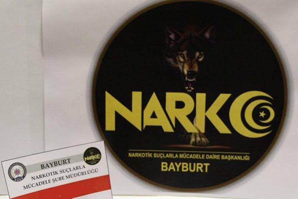 Bayburt'ta Uyuşturucu Operasyonunda 1 Kişi Tutuklandı
