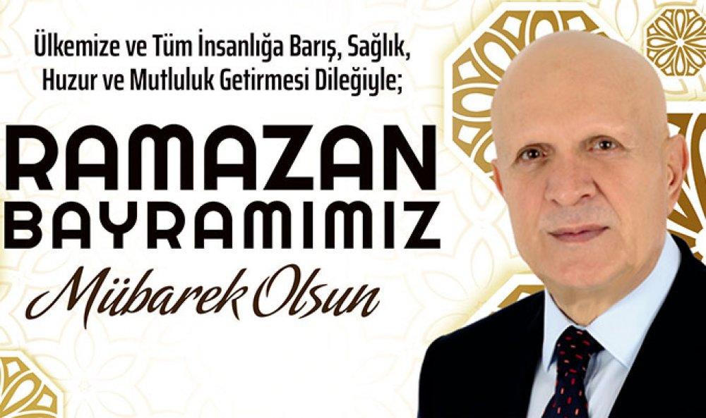 Belediye Başkanı Hükmü Pekmezci'nin Bayram Mesajı