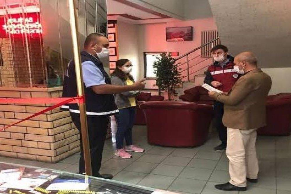 Belediyeden Kafe, Lokanta, Kahvehane, Çay Ocakları Ve Otellere Denetim