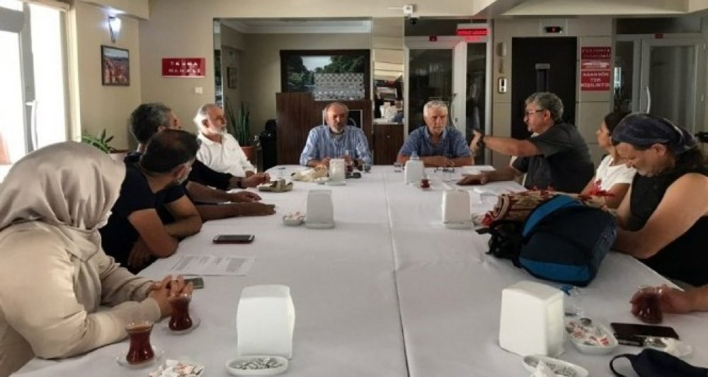 Çoruh Nehri Platformu Değerlendirme ve Öneriler Raporunu Açıkladı