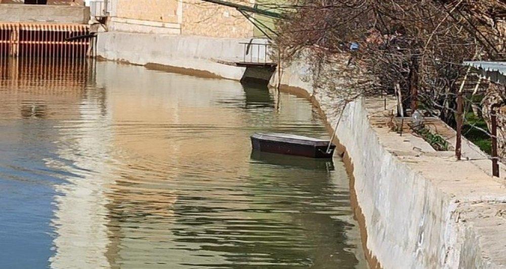 Çoruh Nehrindeki Görüntüye Bayburt Valiliğinden Açıklama