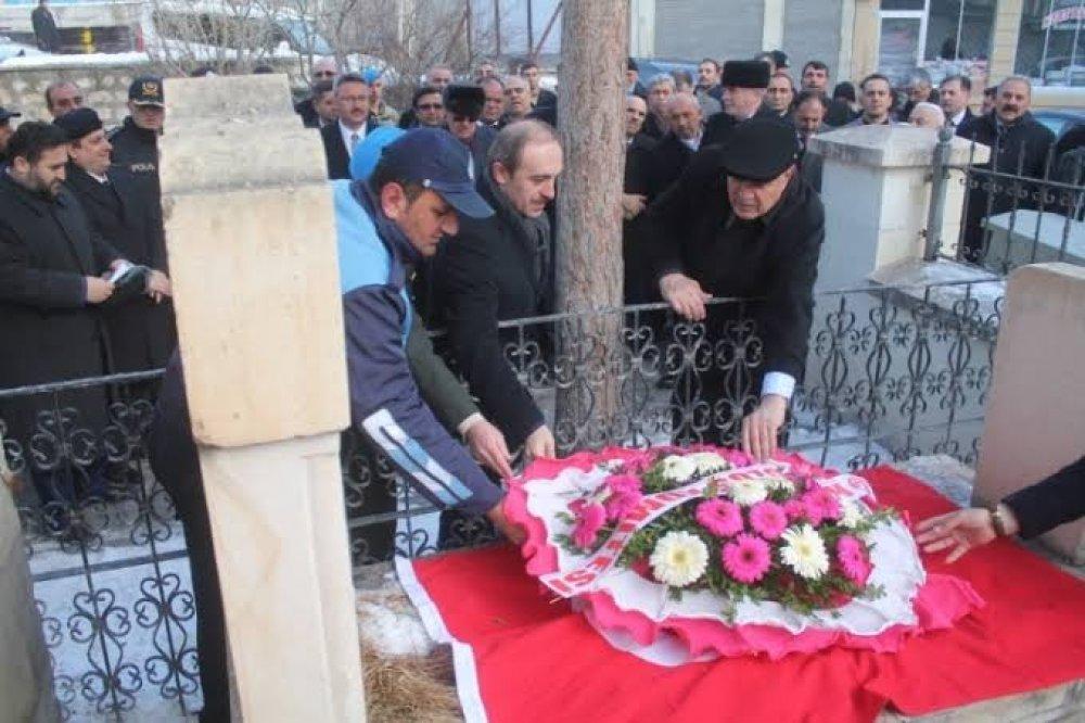 Eski Belediye Başkanı Hafız Süleyman Ve Miralay Sabri Efendi Yad Edildi