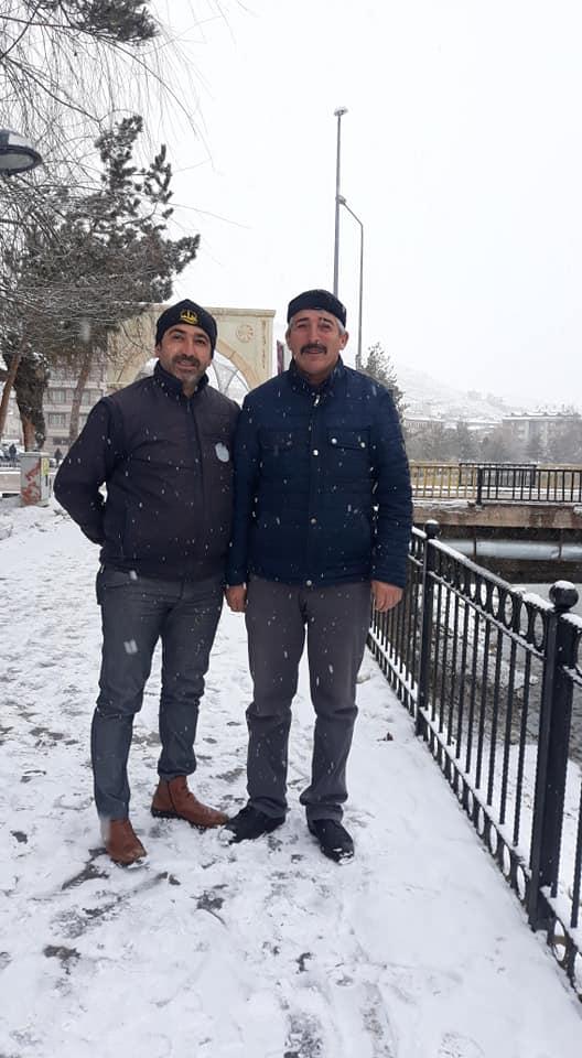 KAR VARSA SAĞLIK VAR KARLI BAYBURT GEZİSİ