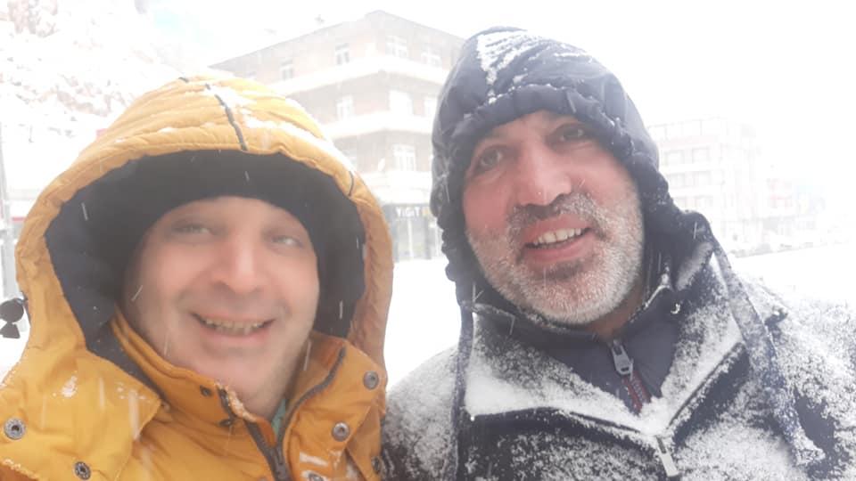 Yoğun Kar Yağışı Tatili Çocukları Sokağa Döktü