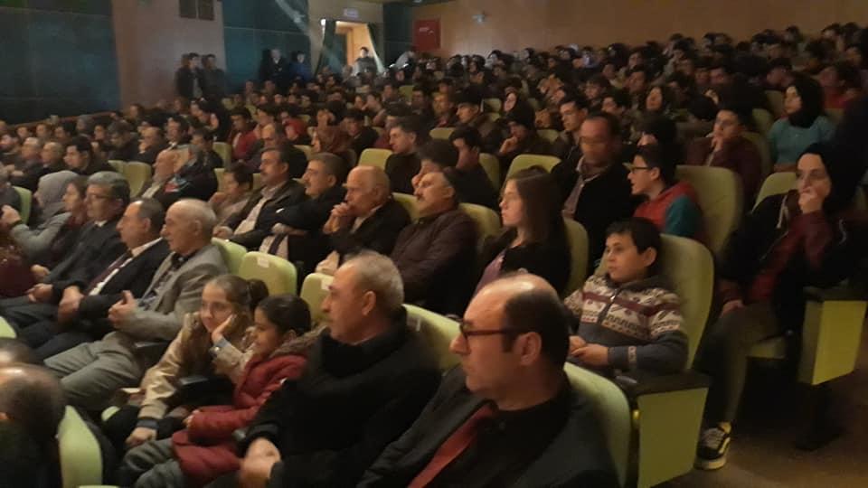 İSTİKLAL MARŞI'NIN KABULÜNÜN 99. YILI VE MEHMET AKİF ERSOY'U ANMA GÜNÜ