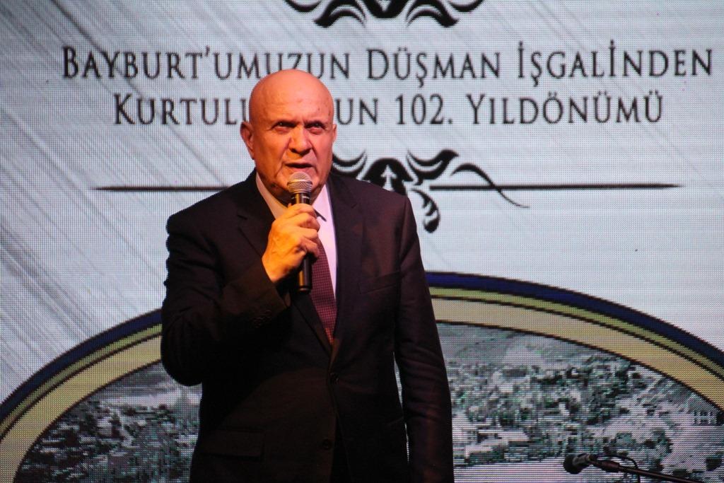 Mehmet ÇALMAŞIR Gecenin Onur Konuğuydu