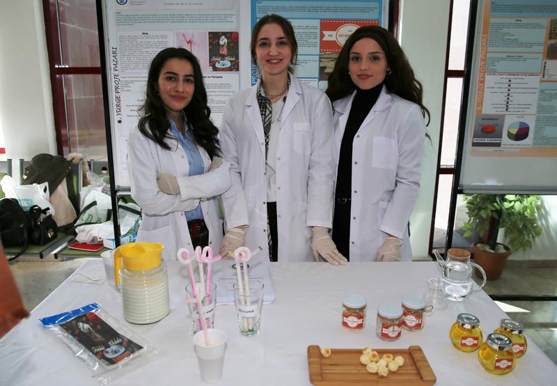 Gıda Mühendisliği Öğrencileri