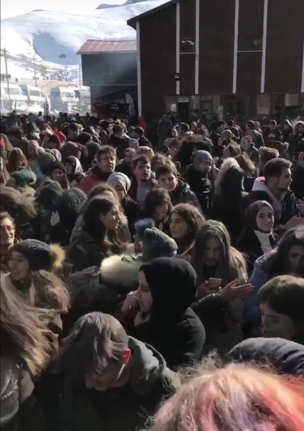 Kadına Şiddete Hayır'a Renkli Festival