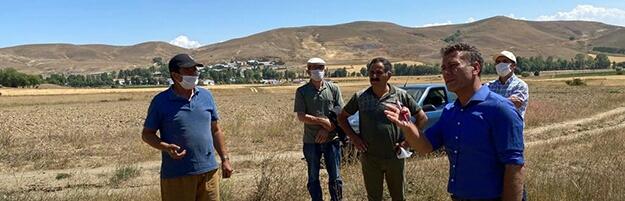 CHP Bursa Milletvekili Orhan Sarıbal Bayburt ziyaret Etti