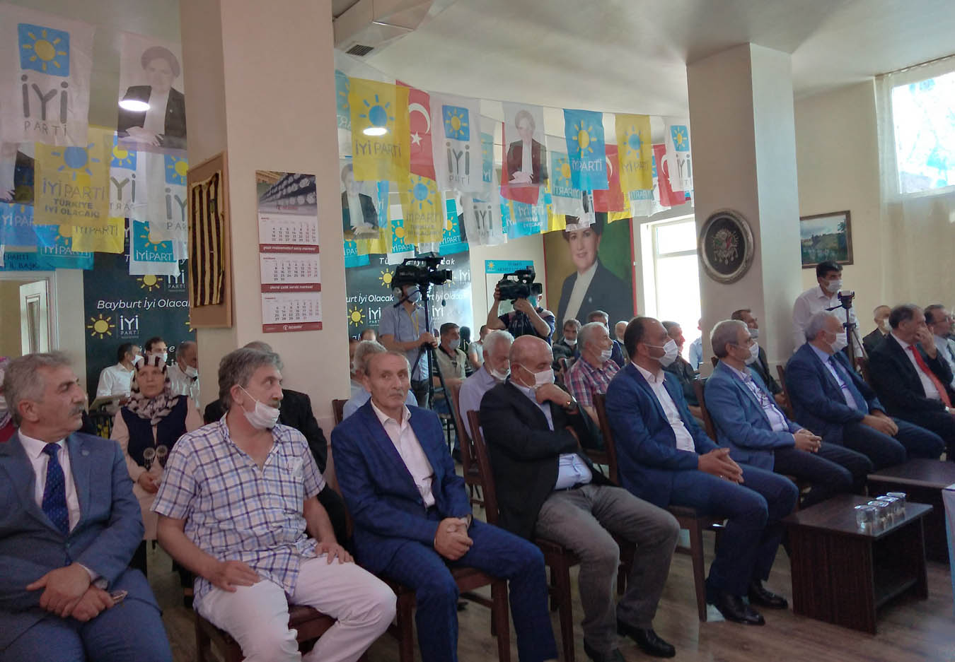 İYİ Parti Yılmaz Kırıcı'yla Devam Dedi