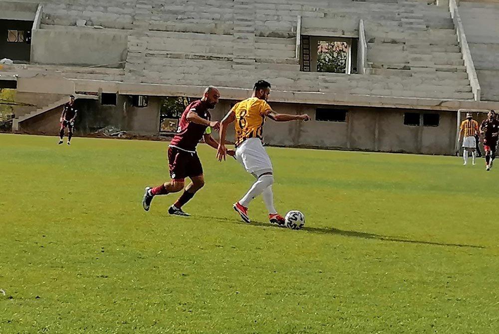 Genç Osmanda 3 Te 3 Bayburt İl Özel İdare Spor : 2  Elazığspor : 0