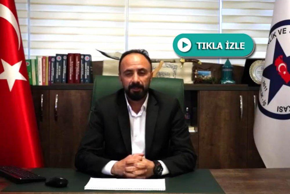 Güvenlik İş Sendikası Genel Başkan Yardımcısı Fevzi Karataş'ın 1 Mayıs Mesajı