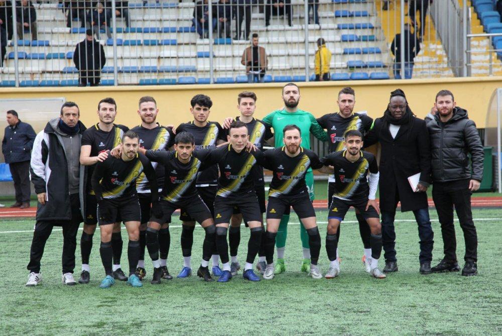 İstanbul Bayburtspor Şampiyon Oldu