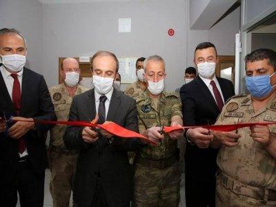 Aydıntepe İlçe Jandarma Komutanlığı Misafirhanesi Açıldı