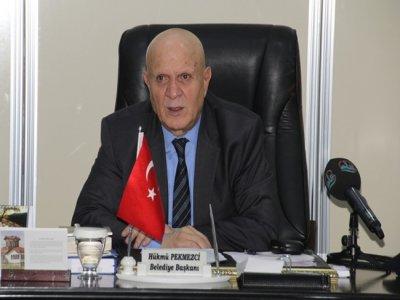 Bayburt Belediye Başkanı Hükmü Pekmezci'nin 23 Nisan Mesajı