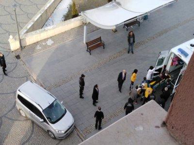 Bayburt'ta Bir Kadın Bıçaklanarak Öldürüldü