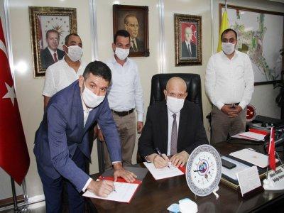 Belediye – Hakiş Toplu İş Sözleşmesi İmzaladı