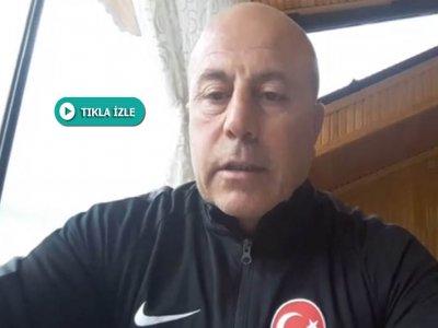 Boks Milli Takım Baş Antrenörü Seyfullah Dumlupınar'dan Tedbirlere Uyun Çağrısı