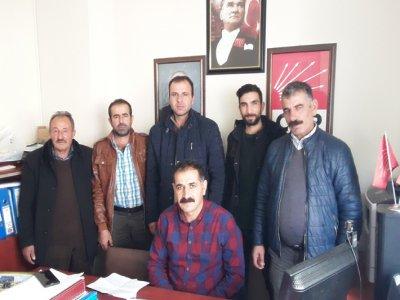 CHP Merkez İlçe Başkanı Erol;