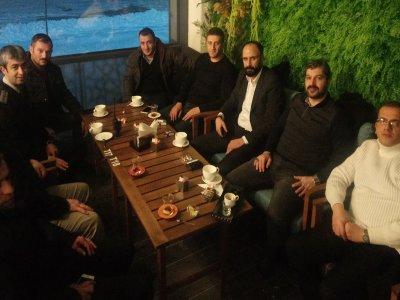 Güvenlik İş Sendkası Genel Başkan Yardımcısı Fevzi Karataş Bayburt'ta