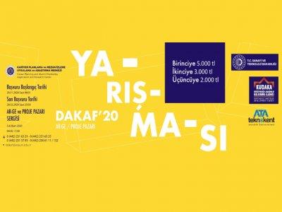 KUDAKA AR-GE/Proje Pazarı ve Yarışması Düzenledi