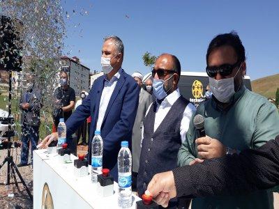 Müsiad Bayburt Başkanı Erdal Şentürk'ten Kaleardı Mahallesine Özel Kreş