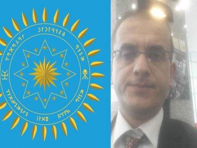 Mustafa Aker Turan Uygarlığı İl Başkanı Oldu