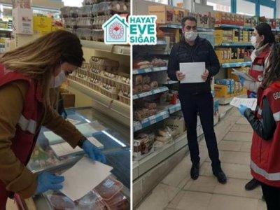 Ramazanda Gıda Denetimleri Arttırıldı