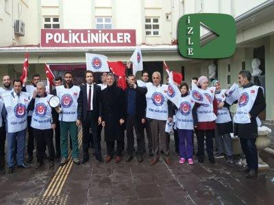 Türk Sağlık Sen'den Döner Sermaye Açıklaması
