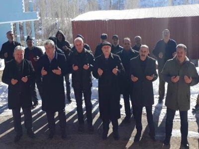Üzengili Köyündeki Çığ Felaketinde Hayatlarını Kaybeden 59 Vatandaşımız Yad Edildi