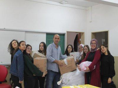 Vefakar Öğretmen Seyfullah Köklüce Köyünü Unutmadı