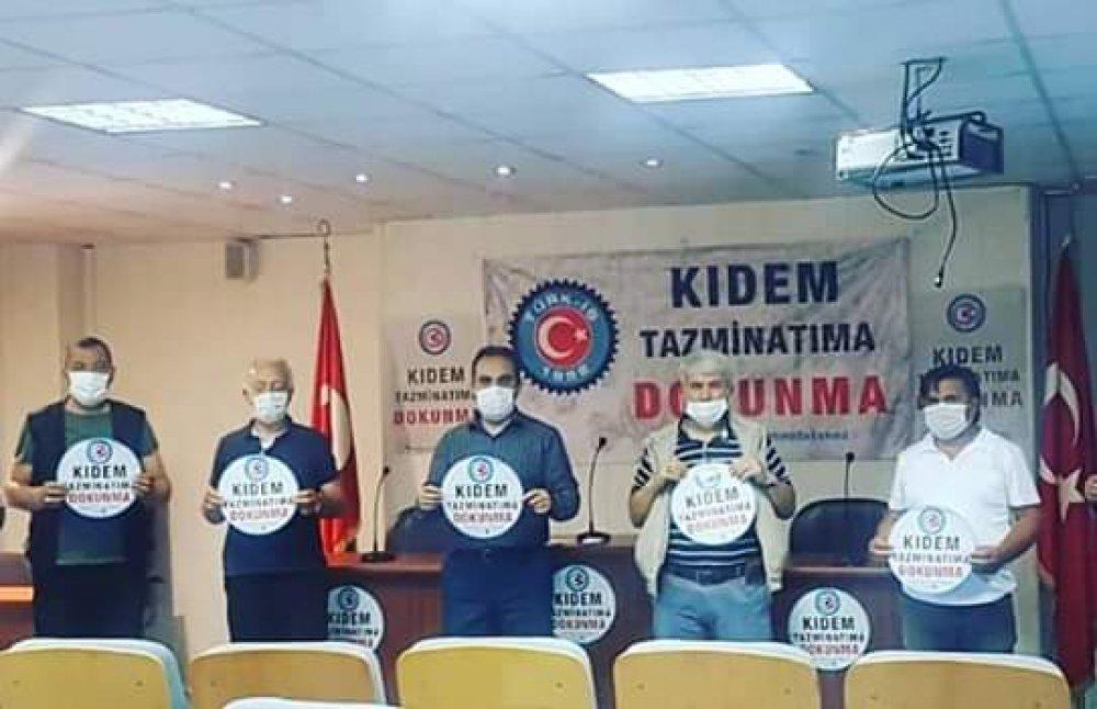 Türk-İş'ten Kıdem Tazminatı Tepkisi