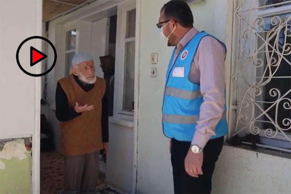 """""""Vefalı Din Gönüllüleri"""" 10 Bin Yaşlıya Manevi Destek Sağlayacak"""